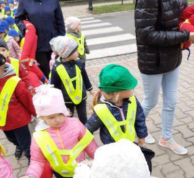 Bezpieczna droga do przedszkola – 19.09.2019r.