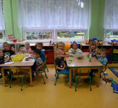 Pierwszy dzień w przedszkolu – 02.09.2019