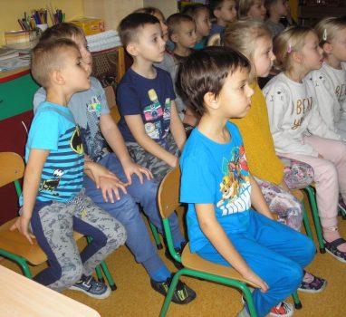 Gość w przedszkolu – Kolejarz – 28.11.2019r.
