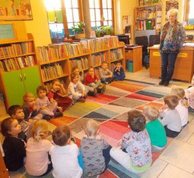 Wizyta w bibliotece – 16.01.2020