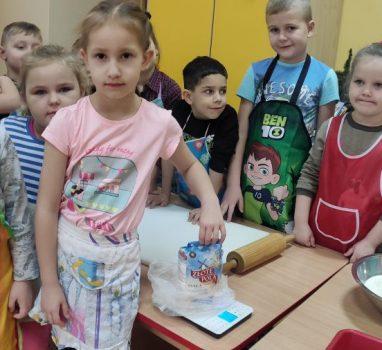Warsztaty kulinarne – świąteczne pierniki 13.12.2019