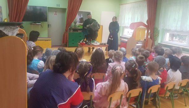 Rycerz w przedszkolu – 10.02.2020