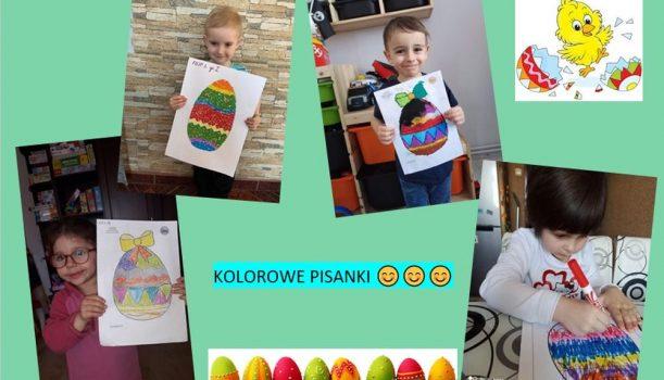 Kreatywne przedszkolaki. 30.03.- 10.04. 2020r.