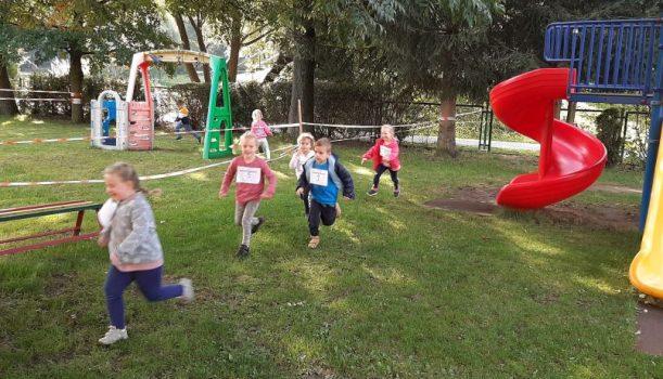 "VI Ogólnopolski Maraton Przedszkolaków ""Sprintem do maratonu"""