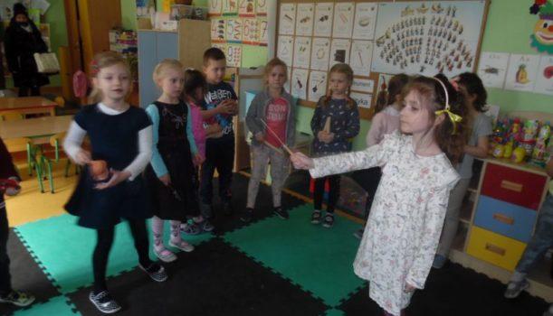 """""""W naszym przedszkolu pełno muzyki jest…"""""""